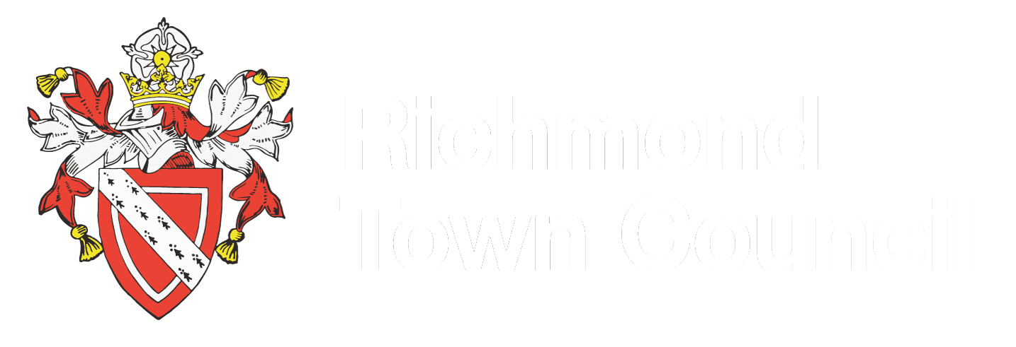 Richmond Town Council Footer Logo