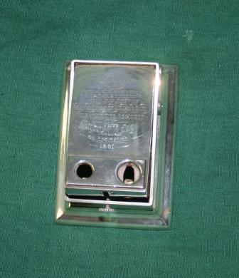 The Silver Cigar Cutter