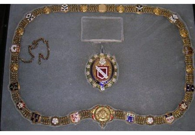 The Mayor's Chain
