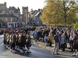 Remembrance Sunday Service 2019